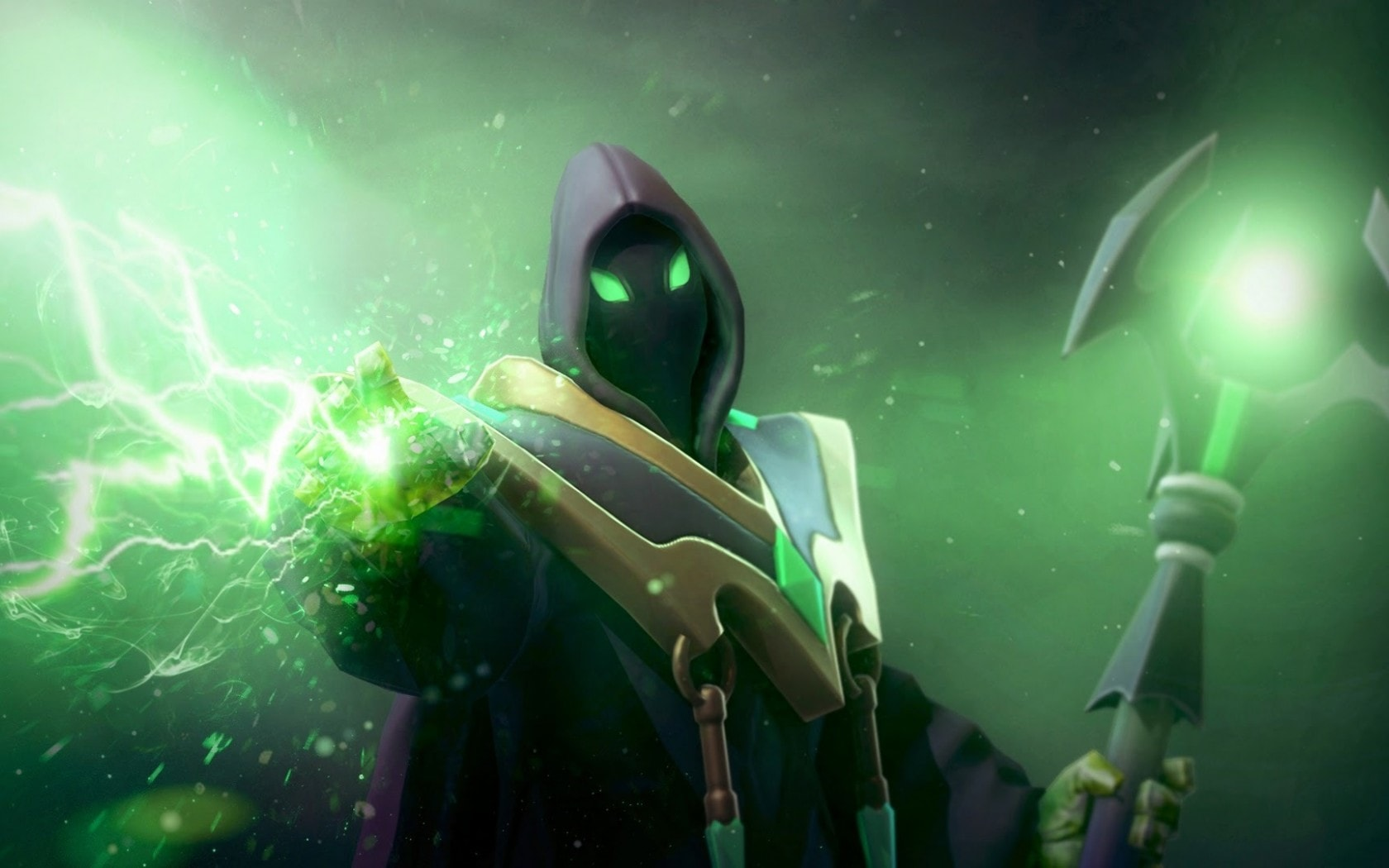 Dota2 Rubick HD Wallpapers