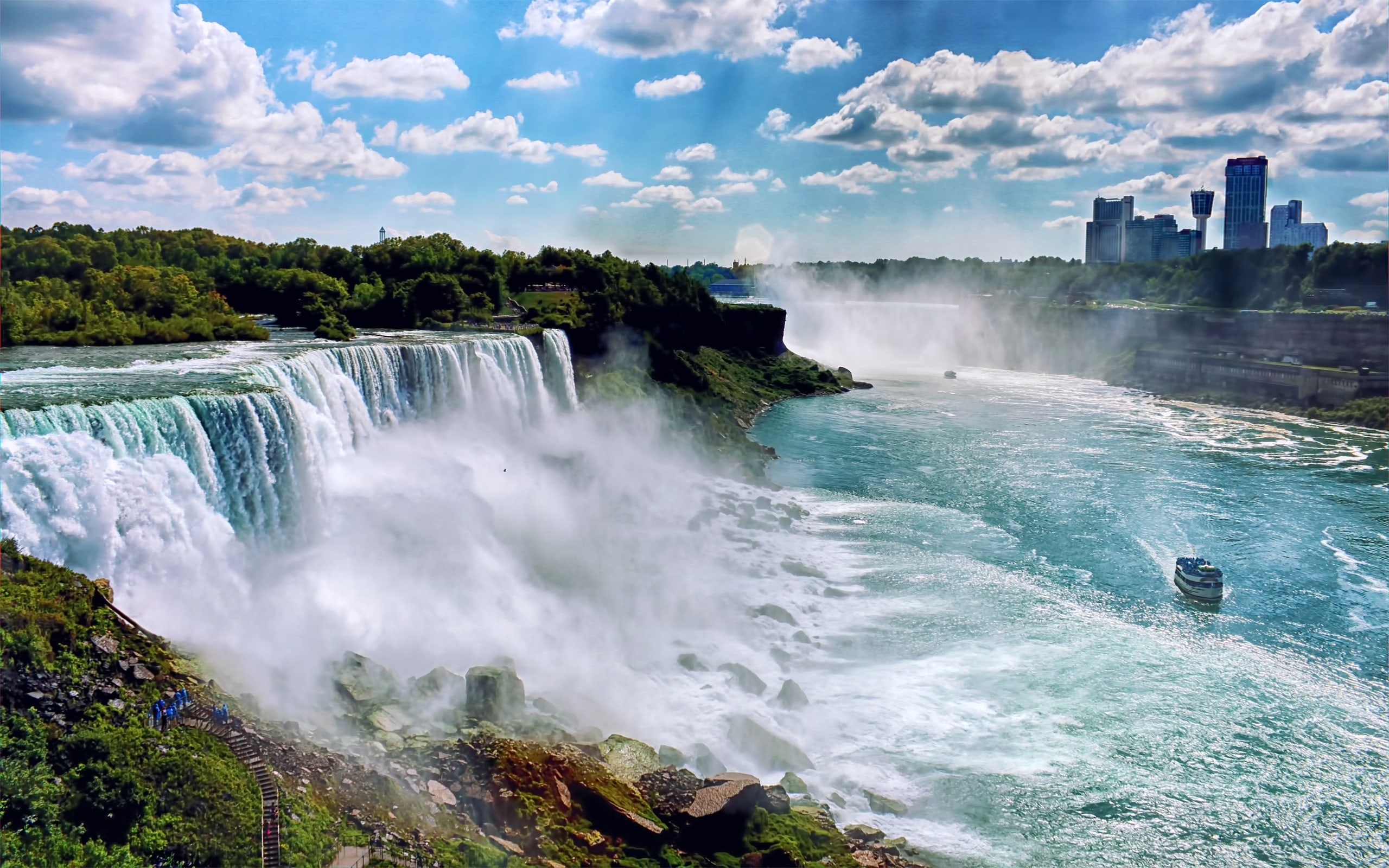 Travel Background Hd Wallpapers Free Niagra Falls Niagara Falls Hd Wallpapers 7wallpapers Net