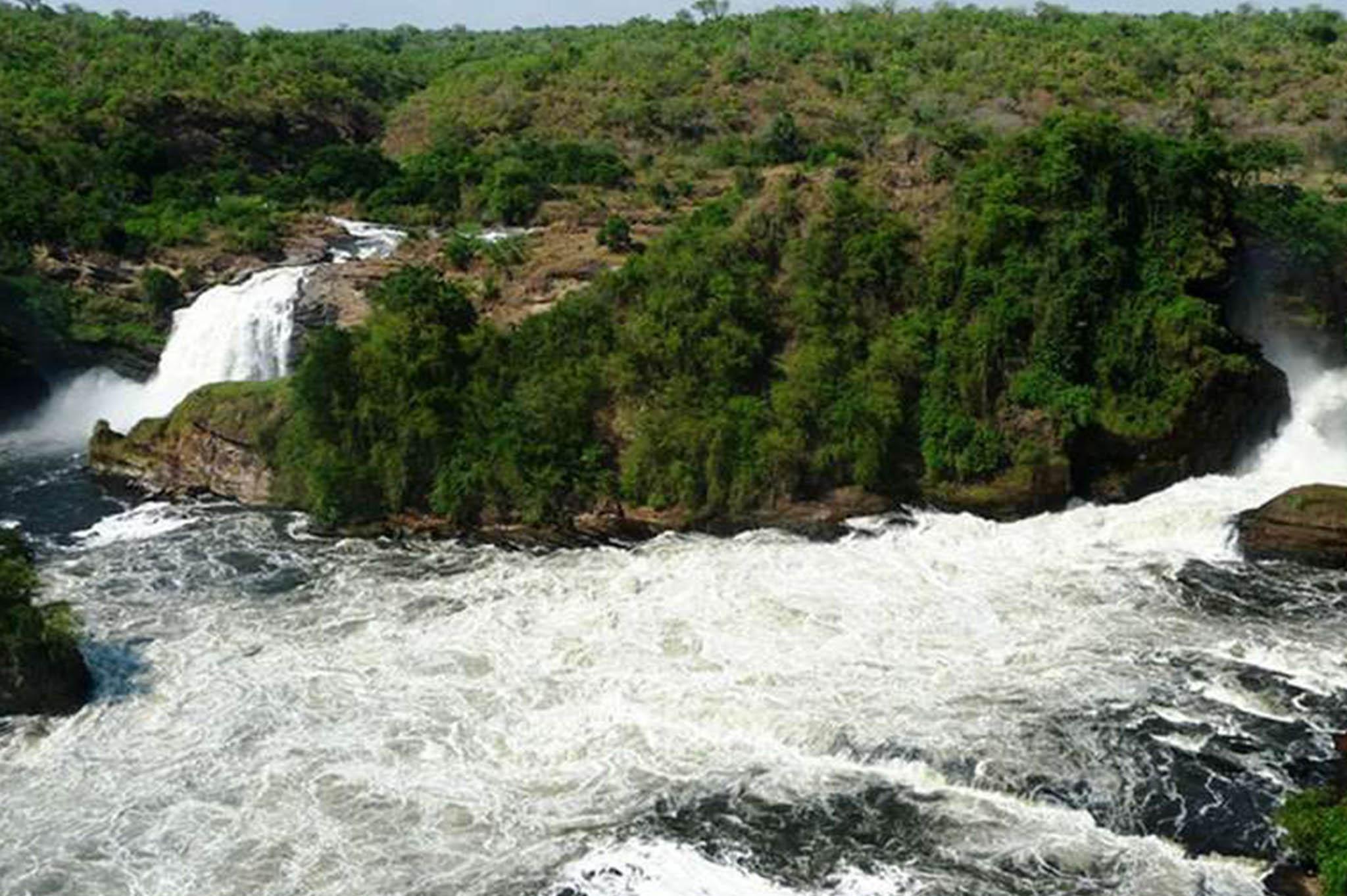 Uganda Falls