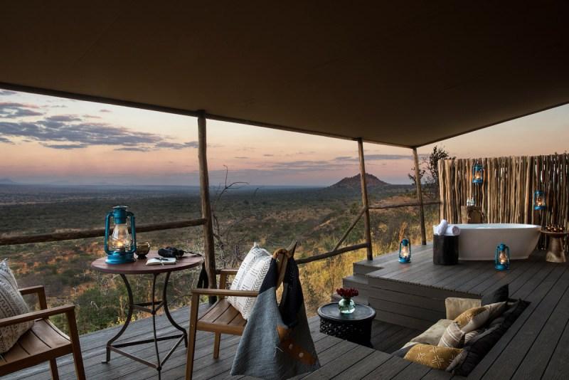 Lemala Mpingo Ridge View Of Serengeti