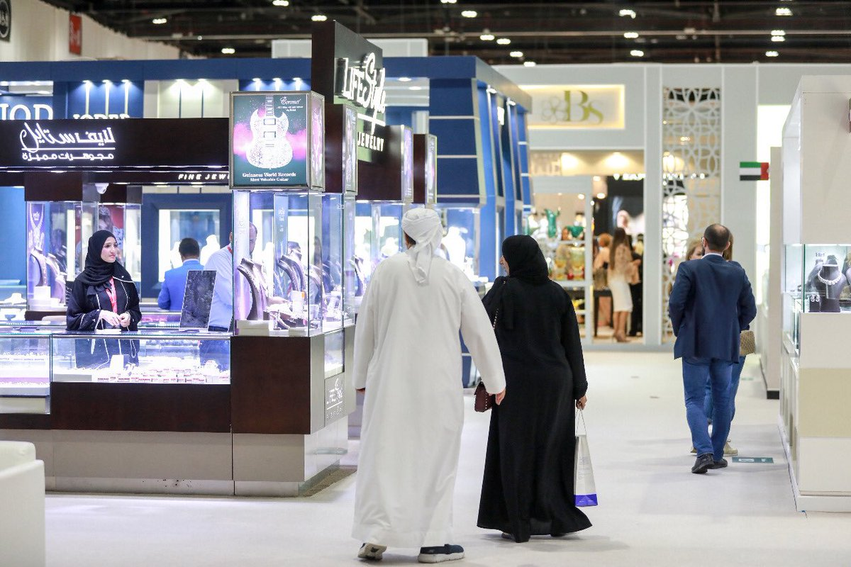 Jewellery Exhibition - Jewellery & Watches Trade Shows in UAE