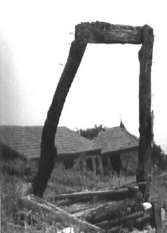 Satul la 1981.