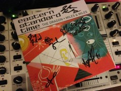 Eastern Standard Time ‎– The Dragon / Miles And Miles | Front