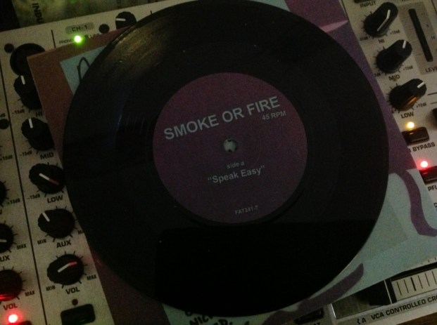 Smoke Or Fire – Prehistoric Knife Fight | Label A