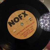 NOFX - Xmas has been x'ed |Label B