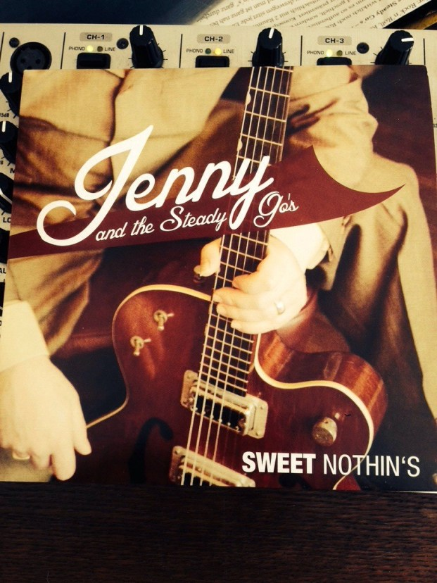 Jenny And The Steady Go's - Sweet Nothin's | Front