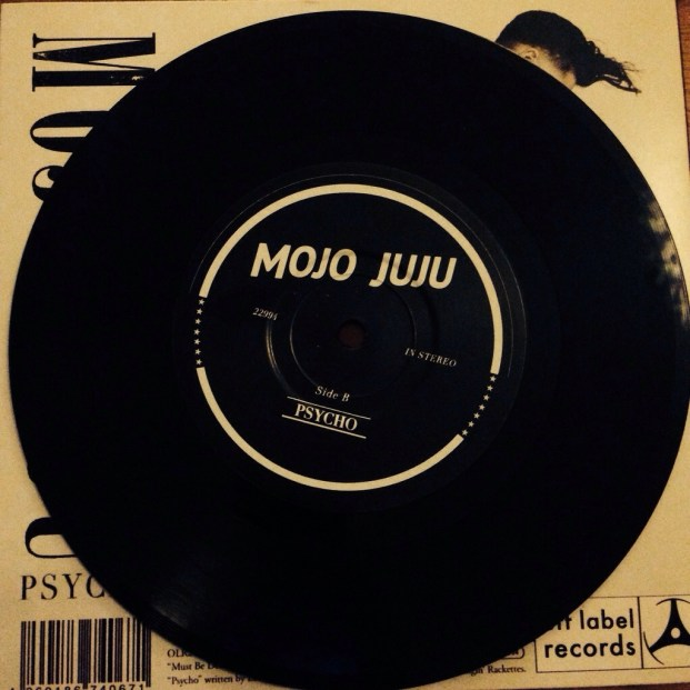 Mojo Juju - Must Be Desire | B
