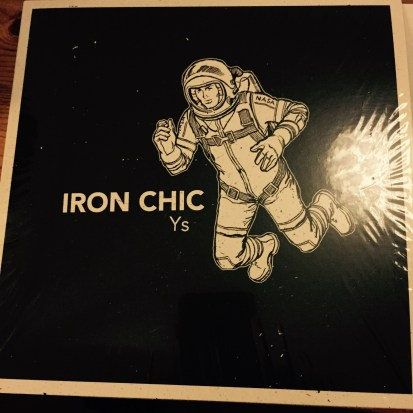 Iron Chic - Ys | front