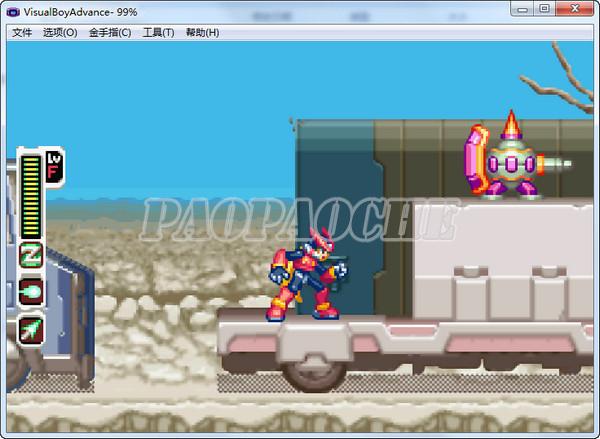 洛克人Zero4下載 中文版_單機游戲下載