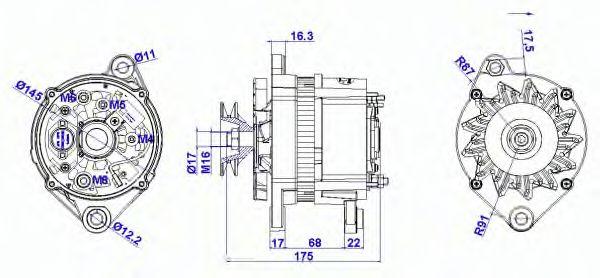 Schema Impianto Elettrico Iveco Eurocargo