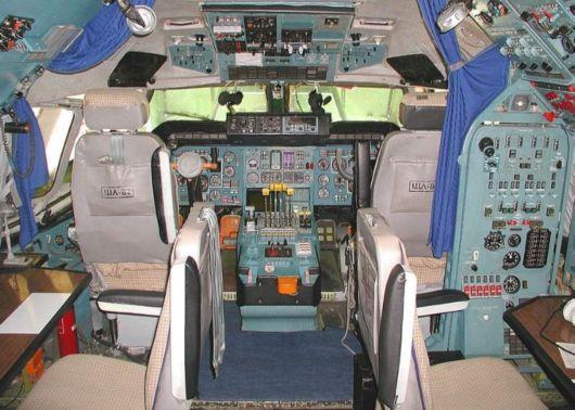 Antonov - Worlds Biggest Airplane