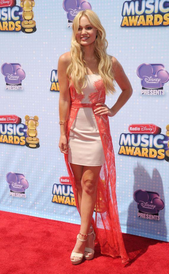 Olivia Holt At Radio Disney Music Awards