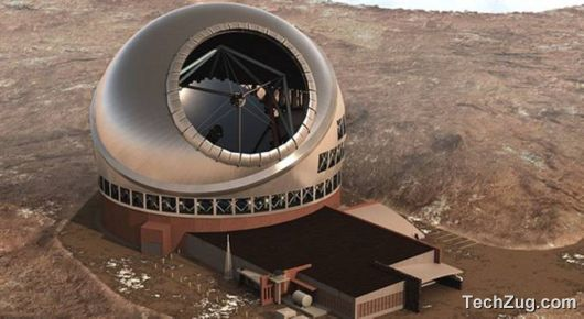 The Worlds Largest Telescope To Be Built In Hawaii