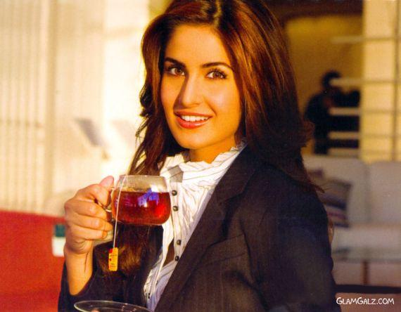 Katrina Kaif for Alkozay Tea Calendar