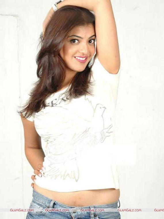 Tolly Beauty Kajal Agarwal Photoshoot