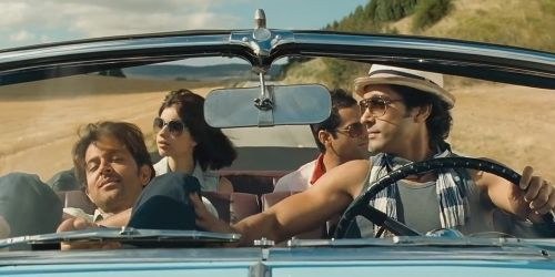 7 Stages Of Going On A Road Trip With Your Friends