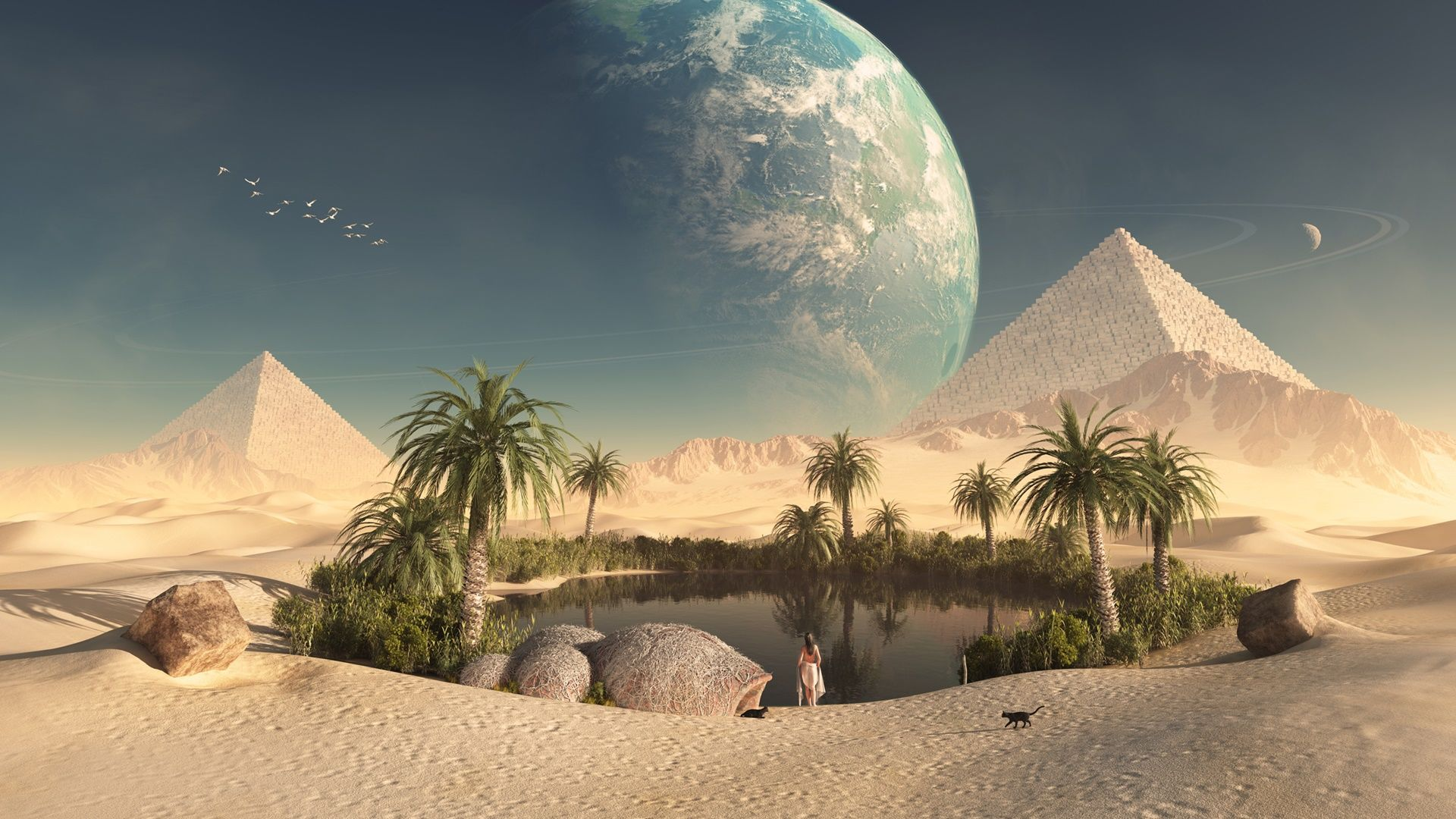 Amazing Hd Desktop Wallpapers From Egypt Funotic Com