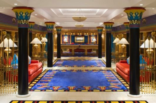 The Only 7-Star Hotel In The World