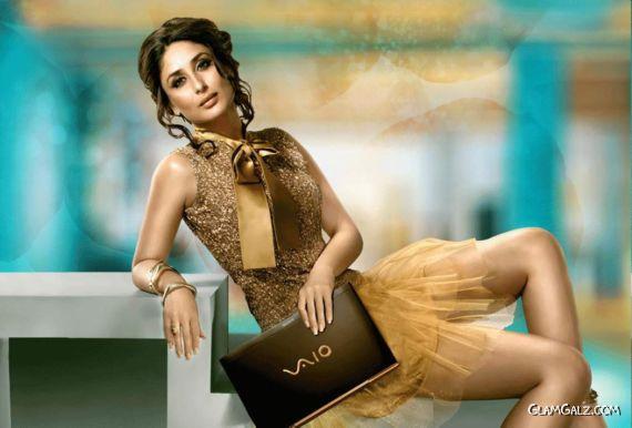 Click to Enlarge - Kareena Kapoor's Refreshing Wallpapers