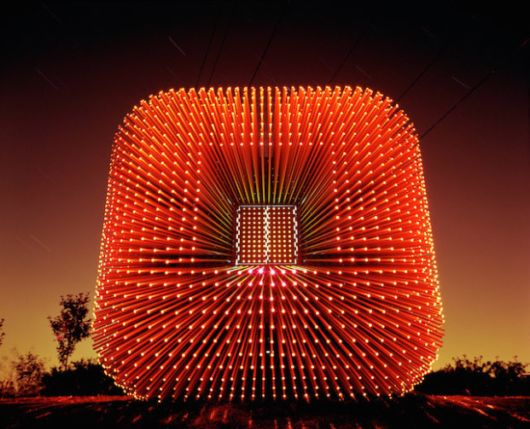 The Luminous Pavilion Sculpture In Essex