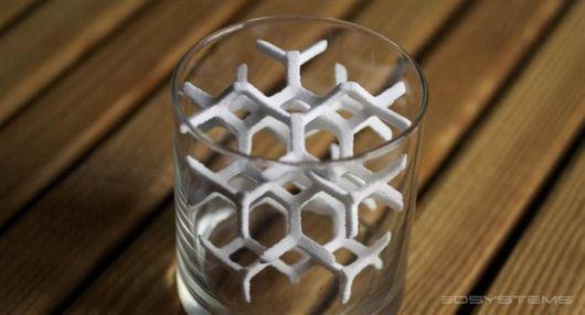 3D Food Printer Creates Amazing Sweet Art