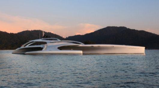 10 Futuristic Yachts Every Billionaire Will Want