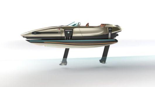 Transforming Watercraft Is Cool Enough To Make James Bond Jealous