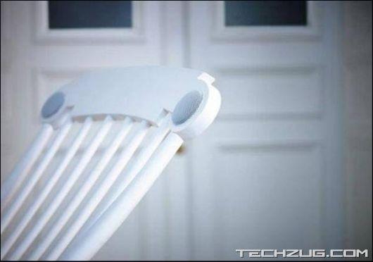 iRock - The Modern Rocking Chair
