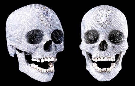 Fascinating Objects Covered With Diamonds