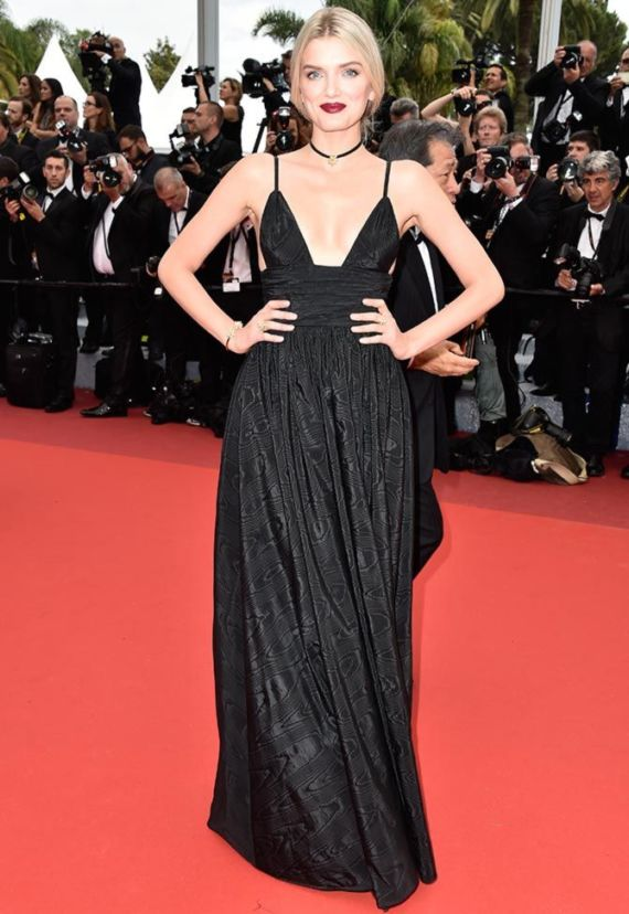Cannes 2016 - The Best Dressed Models