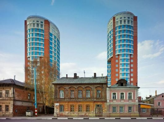The Imperial Architecture Of Russia