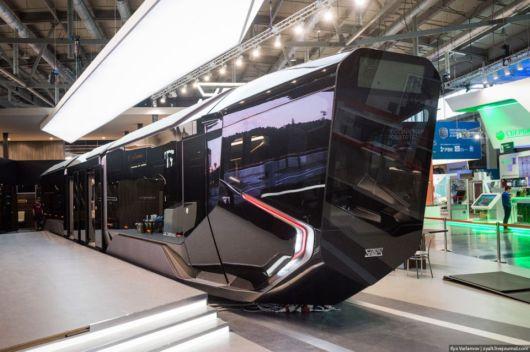 New Public Transport In Russia