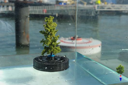 Amazing Floating Forest To Be Installed In Rotterdam