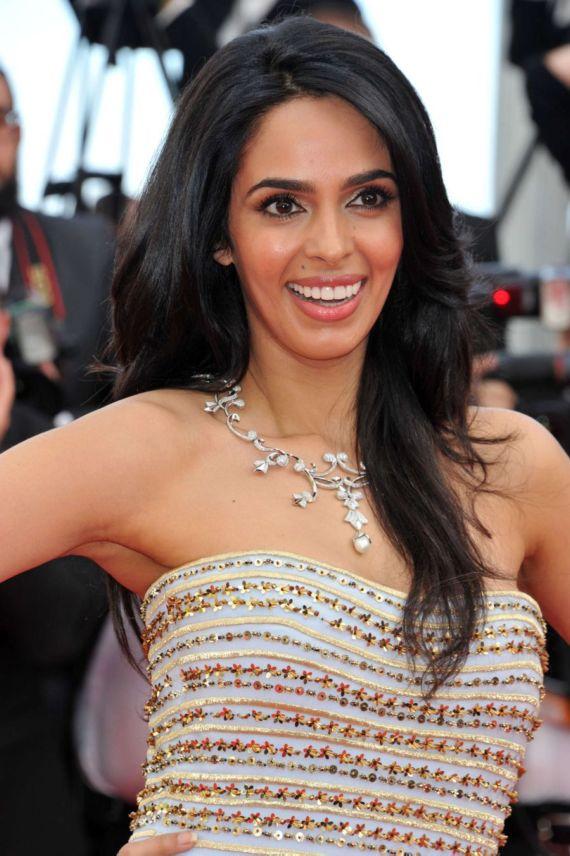 Mallika Sherawat At Cafe Society Opening Gala At Cannes