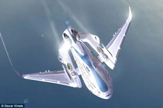 Self-Healing Aeroplane Wings Will Make Flights Safer