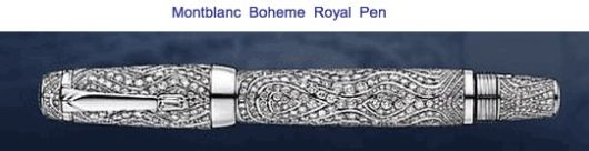 Most Expensive and Unique Pens