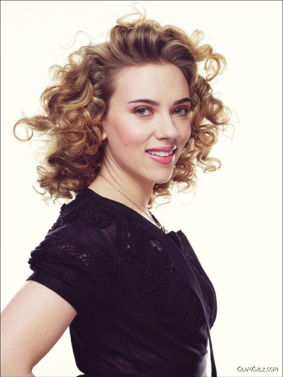 Gorgeous Scarlett Johansson In Multiple Shades