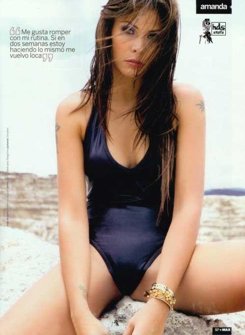Amanda Rosa on Maxim