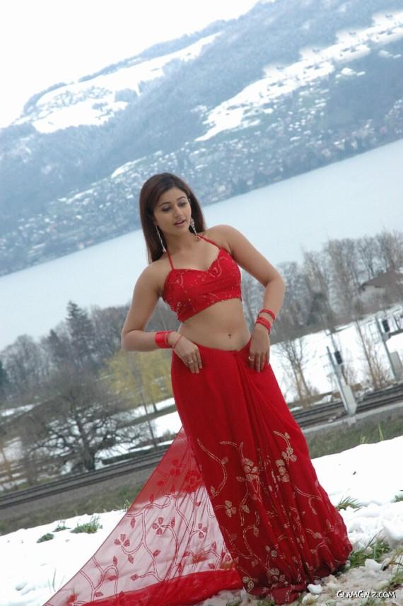 Poonam Bajwa Icy Cool Photoshoot