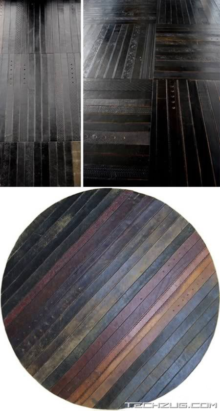 10 Awesome Flooring Designs'