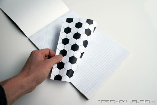 Most Innovative Sports Notebook