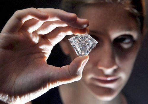 A Diamond Worth $ 16,000,000