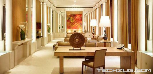 Best Hotel Penthouses In The World'
