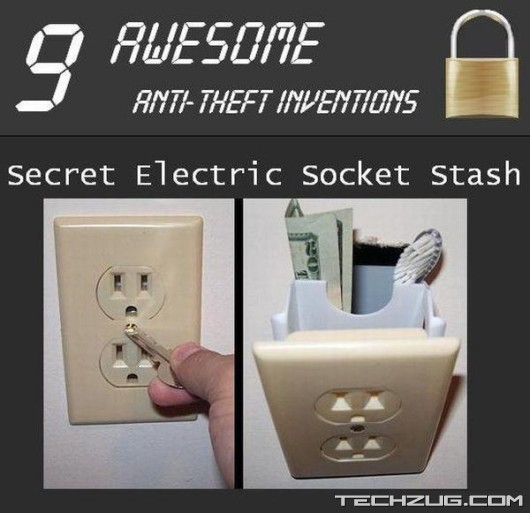 Awesome Anti-Theft Inventions'