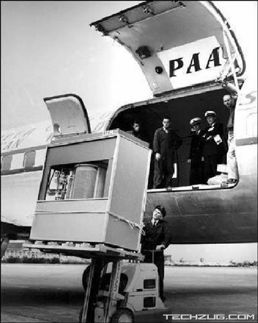 Whopping 5 MB Hard Disk Drive
