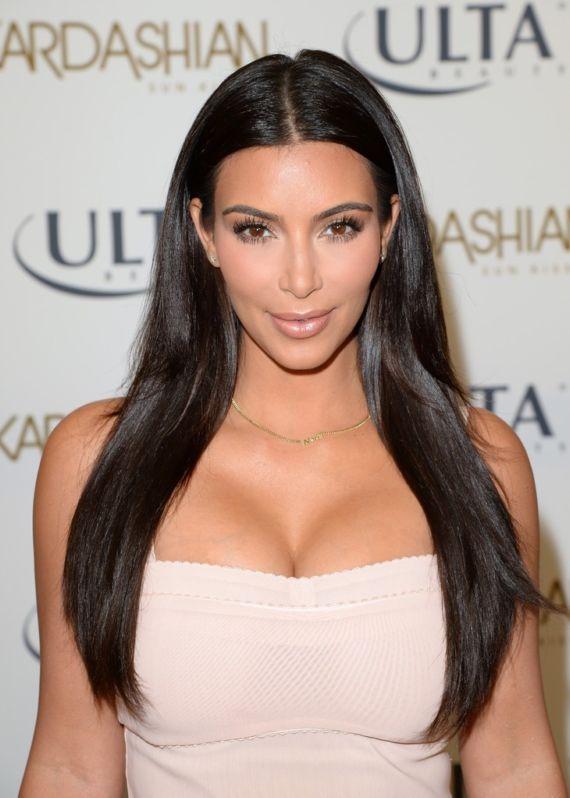 Miss Kardashian At Sun Kissed Event In LA