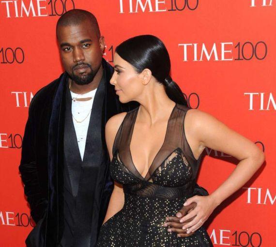 Kim Kardashian At TIME Most Influential World Gala