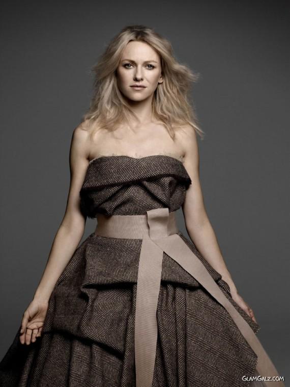 Gorgeous Naomi Watts Photoshoot