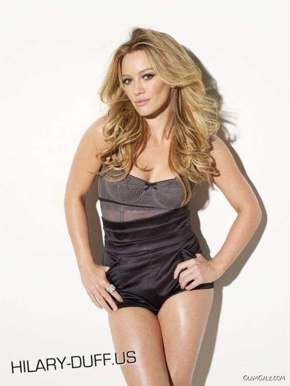 Hilary Duff Spicy Photoshoot
