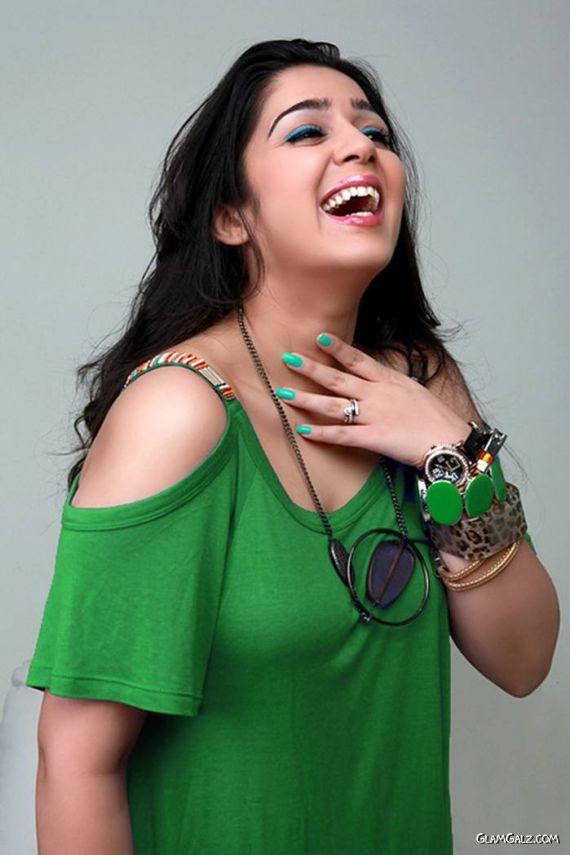 Charming Charmi Kaur For Prema Oka Maikam
